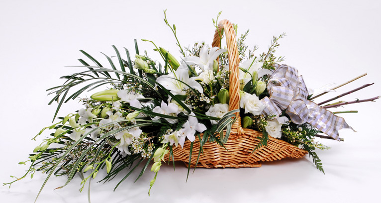 Vision  of  Peace Basket