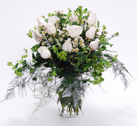 Peaceful Thoughts Vase Arrangement